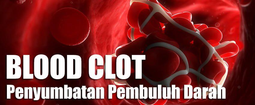 penyumbatan pembuluh darah