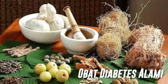 Obat Diabetes Alami, Mengobati Diabetes dengan Cara Alami