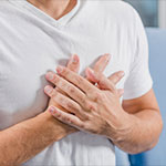 gejala nyeri jantung